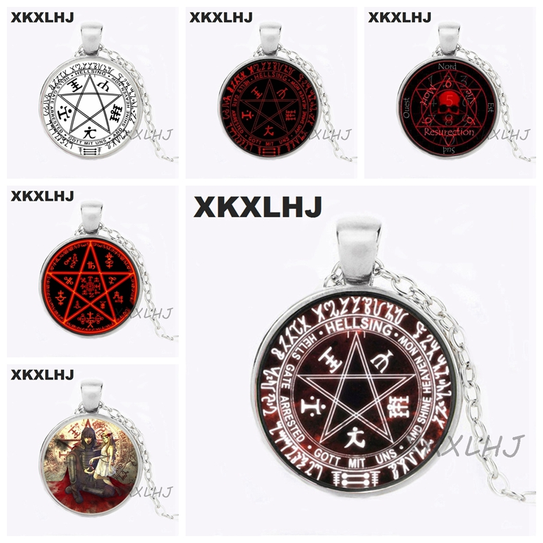 Buy Hellsing Pentagram And Get Free Shipping On Aliexpress