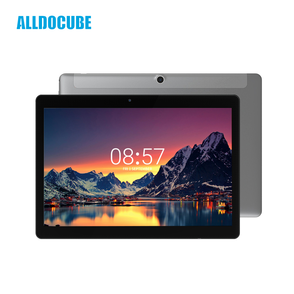 ALLDOCUBE C5 9.6 Inch Ultra-thin 4G Phone Call Tablet 1280*800 IPS Android7.1 MTK6737 Quad Core 2GB RAM 32GB ROM WIFI Phablet цена