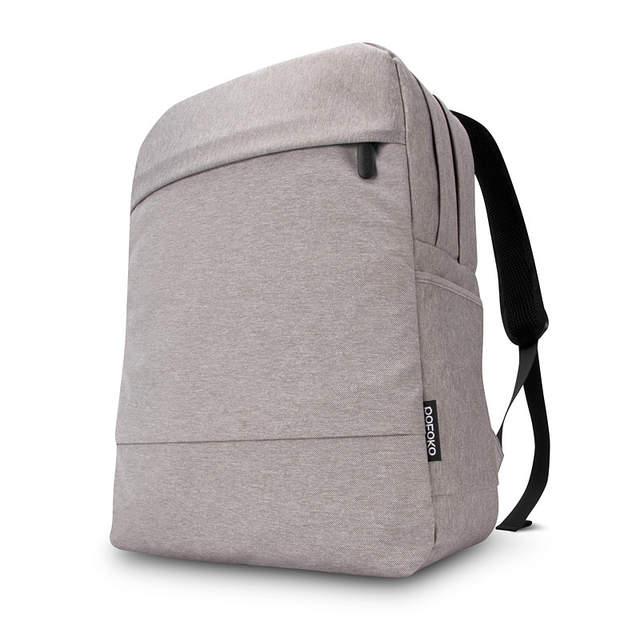 POFOKO Brand Waterproof Men Women Laptop Backpack 15.6 inch Notebook Computer  Bag Designer Outdoor Casual Sport 1bd76e985a