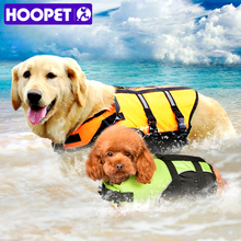 High Visibility HOOPET Safety Jacket Breathable Mesh For Large Dogs