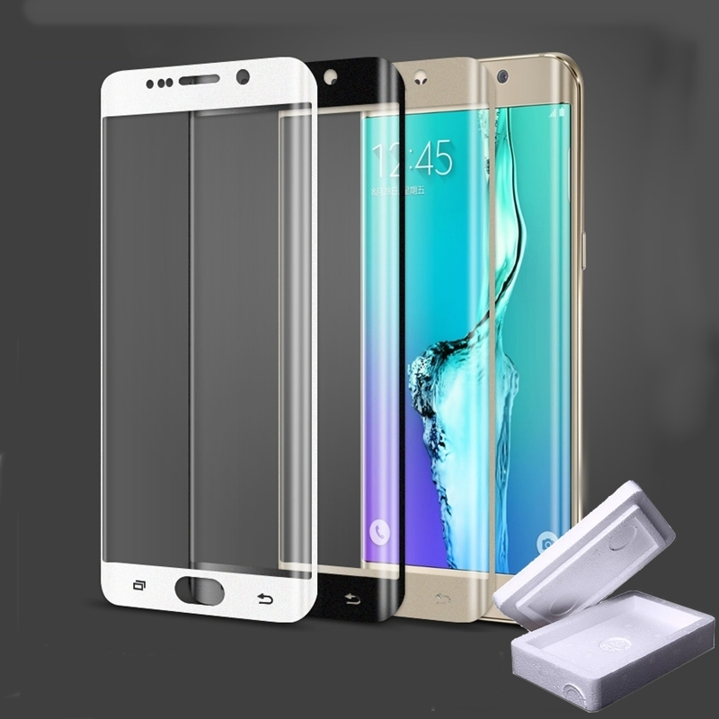 VIUMON for Samsung Galaxy S7 Edge Tempered Glass Screen Protector for Samsung S7 S7edge 3D Full Coverage Front Curved Film Guard