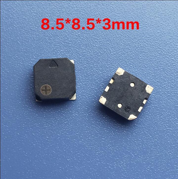 MLT- 8530 AAC pasivo SMD SMT zumbador lado fonato 8.5 * 8.5 * 3 - Instrumentos de medición - foto 1