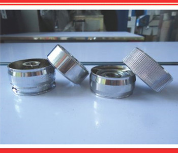 Free shipping for sealing machine of 900/1000 roller and wheel