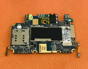 Image 1 - Kullanılan Orijinal anakart 3G RAM + 16G ROM anakart CUBOT X16 S X16S 5.0 Inç MT6735A Dört çekirdekli Ücretsiz Kargo