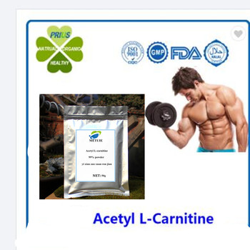 High Quality 99% Acetyl L-Carnitine Powder Festival Transports Fatty Acids To The Mitochondria Nutritional Supplements Burn Fat. image