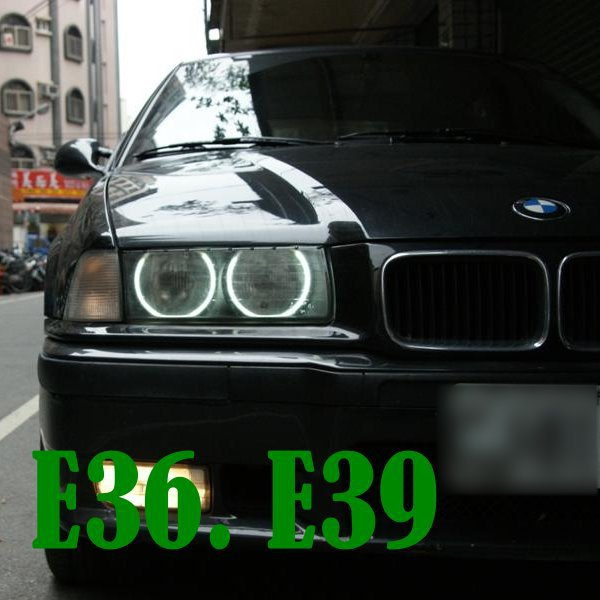 angel eyes bmw e36