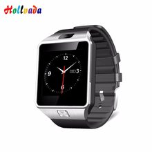 CHEAPEST DZ09 Bluetooth Smart Watch Men Intelligent Digital Sport SmartWatch Support SIM TF Card message reminder dropshipping(China)