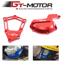 GT motor free shipping Motorcycle Guard Cover Slider Protector Engine Saver Stator Case for BMW S1000RR 09 10 11 12 13 14 15