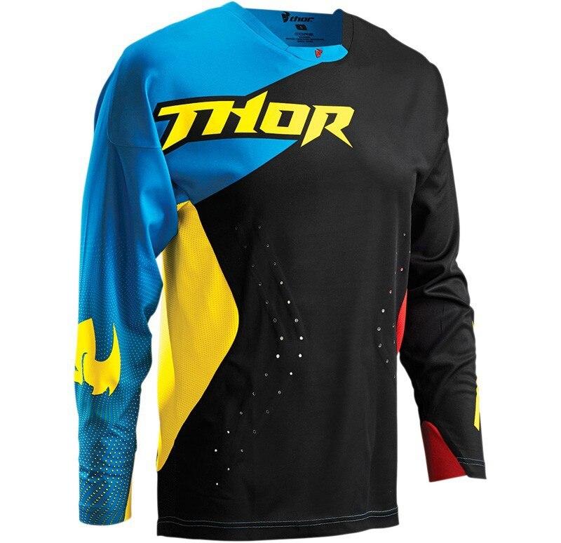 2018 berg Downhill Jersey Bike DH RBX Radfahren Racing Kleidung Off-Road Motocross Jersey Für Männer Langarm Radfahren jersey