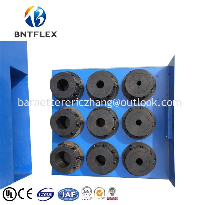 BNT68 hidraulikus gumi tömlő préselő gép - Elektromos kéziszerszámok - Fénykép 3
