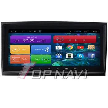 Topnavi 8.8'' Quad Core Android 6.0 Car GPS Navigation for SLK For Benz 2004 2005 2006 2007 2008 2009 2010 2011 2012 Stereo 3G