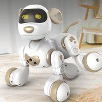 Remote Control Robot Dog Electronic Pets Dog Toy Smart Interactive Puppy Dog Toys for Kids Best Birthday New Year Gift