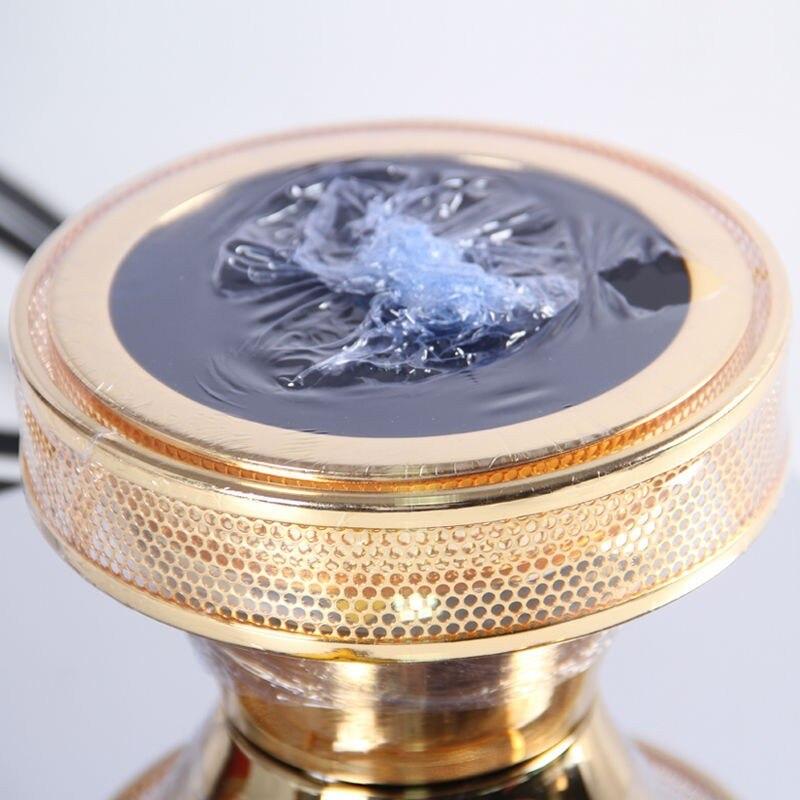 Новинка, 3 головки, 400 Вт, 220 В, галогенный балочный нагреватель, горелка, инфракрасный нагреватель для кофемашины Hario Yama Syphon - 6