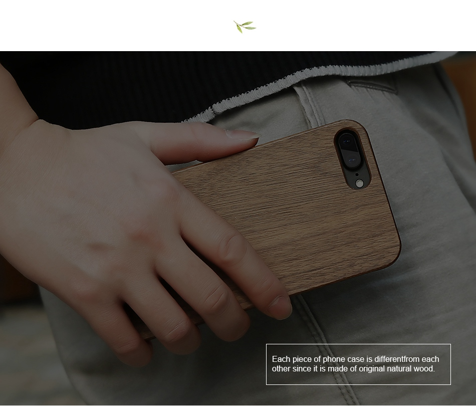 For iPhone 7 iPhone 7 Plus Case Natural Bamboo Wooden Phone Cases For iPhone 6 6S Plus 6 Plus (4)