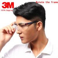 3 متر 10196 النظارات الواقية مرآة الأمنية حقيقية الساقين صعودا وهبوطا التنظيم الادسنس نظارات anti 99% نظارات