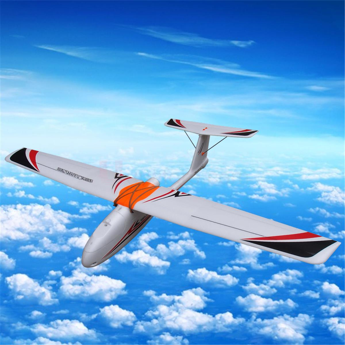 Skywalker 1680 1900 FPV Airplane UAV Remote Control Electric Glider RC Model EPO White Airplane Kits remote control electric powered discount new hugin 2 2m h tail glider modle airplane for sale radio rc model air planes kits cub