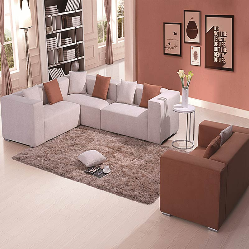US $1399.0 |Indian city the best upholstery fabrics living room sofa-in  Living Room Sets from Furniture on AliExpress