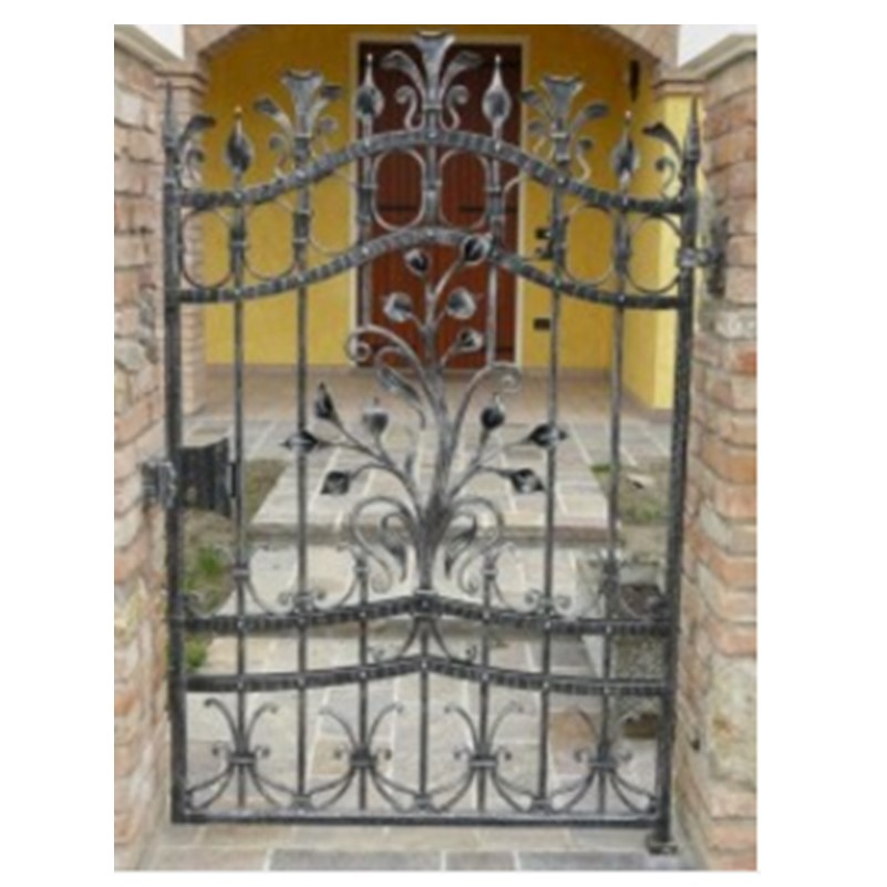 Villa Metal Gates Sliding Metal Gates Solid Metal Gates