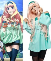 Macross Frontier Sheryl Nome Rencontres Cosplay Costume E001