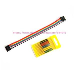 Image 3 - Micro IC pince 10 pièces/ensemble SOP/SOIC/TSSOP/TSOP/SSOP/MSOP/PLCC/QFP/TQFP/LQFP/SMD IC puce de test mini puces adaptateur prise