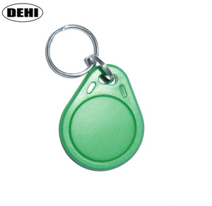 Image 2 - 10pcs UID Writable Block 0 RFID Tag Key fobs 13.56MHz ISO14443A Used to Copy Cards