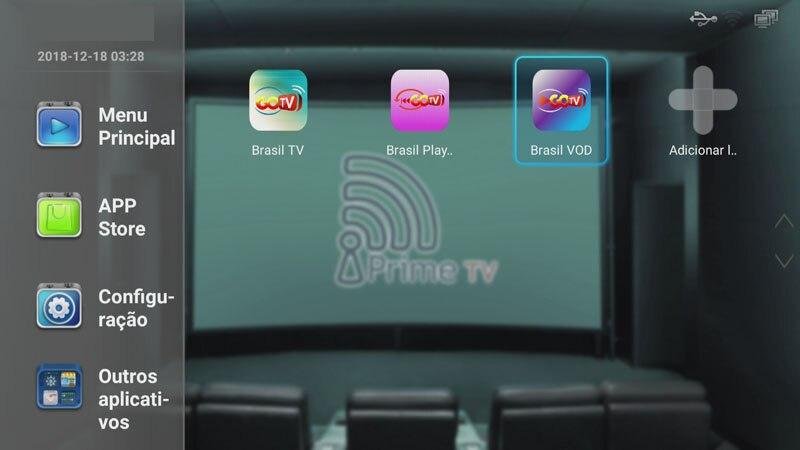 3 เดือนบราซิล IPTV APK สมัครสมาชิกสนับสนุน android  กล่อง/โทรศัพท์มือถือ/tv/pc สด + vod + เล่นพิเศษสำหรับบราซิล