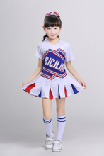 Cheerleading Performance Clothing Children Male and Female Students Costume