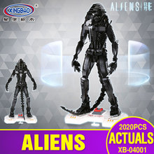 X Model Compatible with Lego X04001 2020Pcs Alien Robot Models Building Kits Blocks Toys Hobby Hobbies For Boys Girls
