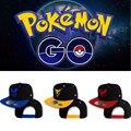 Pokemon Go Fashion 2016 New Hot Baseball Caps Team Mystic Team Instinct Team Valor Embroidery Women Men Snapback Hat