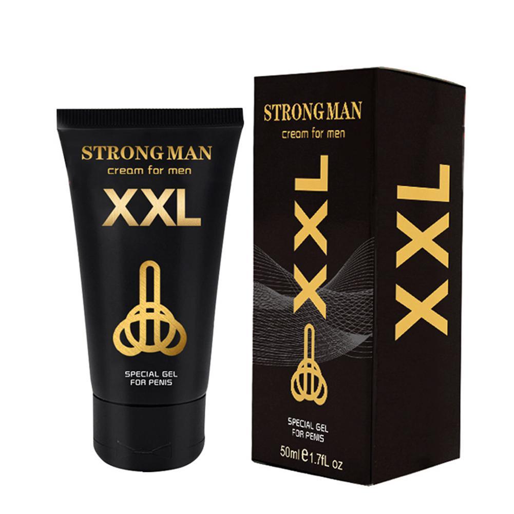 RABBITOW XXL Strong Man Cream Special Gel For Penis Massage Enlargement 50ML/1.7fl.oz