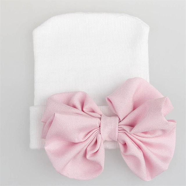 White pink hat