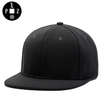 PLZ Classic Design Snapback Cap Men Fashion Gray Black Baseball Cap Rock AND Roll Heavy Metal