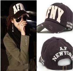 6pcs/lot leisure hats,sports caps,fashion hat free shipping+free gift