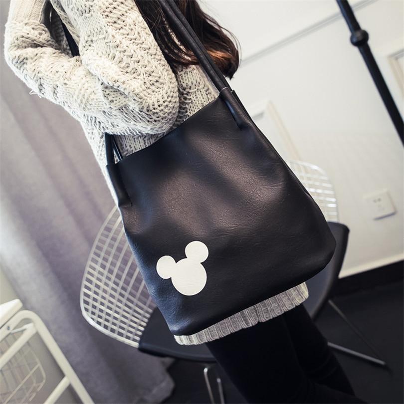 Femme Shopping Sac Mickey Mouse nouveau sac d/'épaule Sac à main fashion 2019