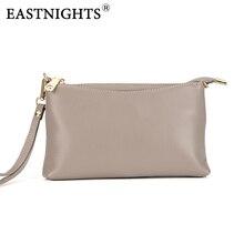 EASTNIGHTS брендовая Дизайнерская обувь для женщин's пояса из натуральной кожи один сумка женщин сумка через плечо клатч TW2521