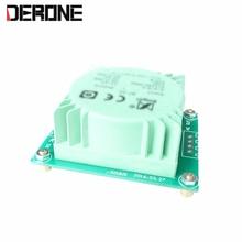 Bingzi Dual 15V 15W Ring Transformator Für Vorverstärker dac decoder mit montage platte PCB kostenloser versand