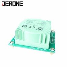 Bingzi double 15V 15W anneau transformateur pour préamplificateur dac décodeur avec plaque de montage PCB livraison gratuite