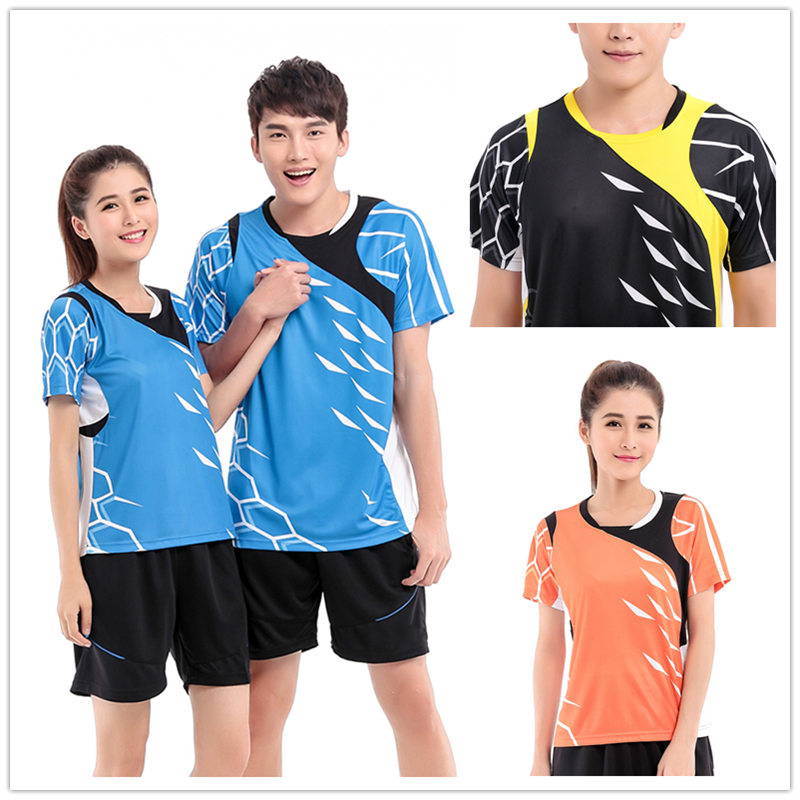 2015 Badminton Set (Camiseta + Pantalones Cortos) de