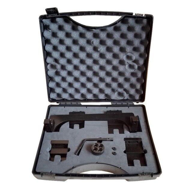 Camshaft Ferramenta de Alinhamento Para BMW MINI B38 B48 A12 A15 A20 B58 Motor Camshaft Timing Tool Set