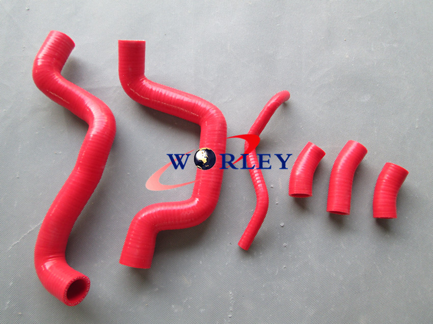 Black silicone radiator hose kit For SUZUKI SV650 SV 650 K3 2003-ON 04 05 06 07