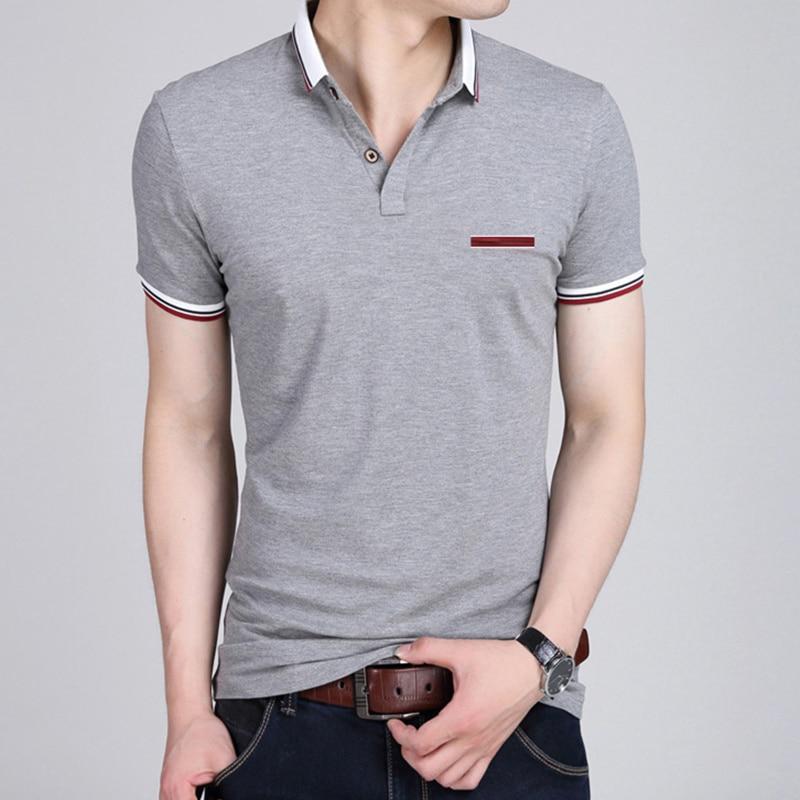 Liseaven Men Cotton   Polo   Shirt Short Sleeve Brand   Polos   Tops&Tees Plus Size M L XL XXL XXXL 4XL 5XL