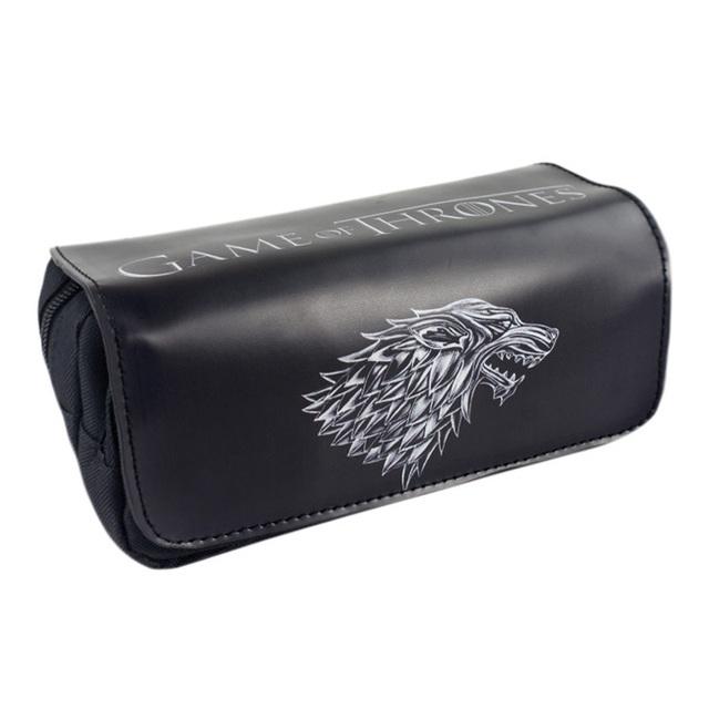 Game of Thrones Double Zipper Bag