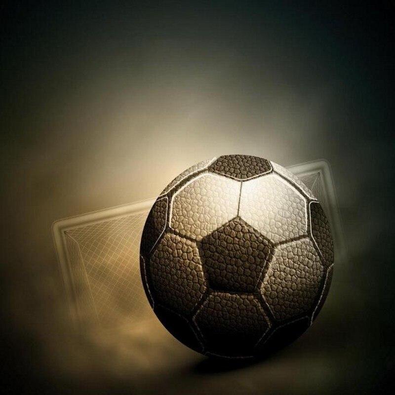 beibehang 3D Football Wallpaper Sport Photos Wallpaper Living Room Sofa Bedroom Soccer TV Background Customize 3d