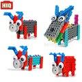 Blocos animais 12in1 Kit Modelo De Plástico DIY Robô Arduino Ciência Elétrica Makeblock Meu Tempo Robô História Brinquedos Educativos Para meninos