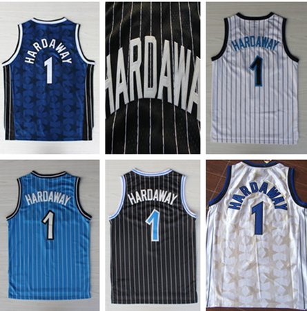 new styles d0a3e 268d7 Hot Sales,Orlando #1 Penny Hardaway Jersey Retro Basketball ...