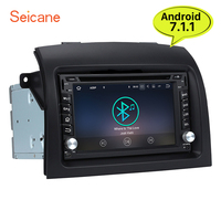 Seicane OEM Android 7.1 Quad core Car CD DVD Stereo Multimedia Player for 2004 2010 Toyota Sienna radio GPS Navigation