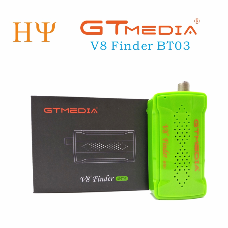 [[Genuine]Original GTmedia V8 Finder BT03 Finder DVB-S2 Satellite Finder Better Than Satlink Ws-6933 Ws6906 Upgrade Freesat Bt01