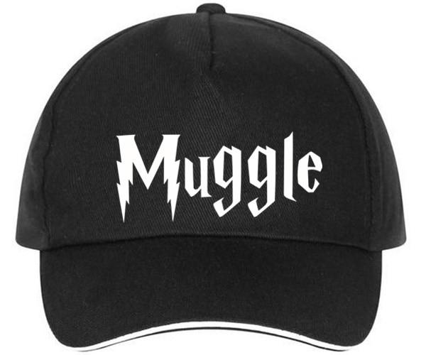 Prix pour XQXON-nouveau design Harry Potter moldu impression casquettes de Baseball hommes femmes chapeau HH53