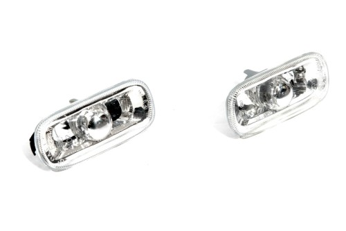 Clear Lens Side Marker Light for AUDI A6 C5 / AUDI A6 C6