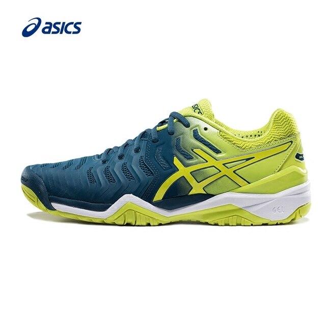 d97f3d149 2018 Original Asics Tenis Masculino Tennis Shoes Light Breathable Men Sport  Shoes Training Athletic Shoe Tennis